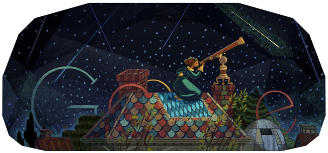 http://www.google.com/doodles/maria-mitchells-195th-birthday
