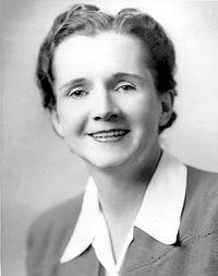 Foto de empleada del Servicio de Pesquerías (1940).