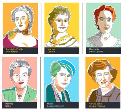Resultado de imagen de imagen mujeres investigadoras