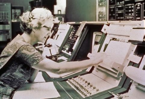 Nancy Roman, la madre del Hubble   Vidas científicas   Mujeres con ciencia