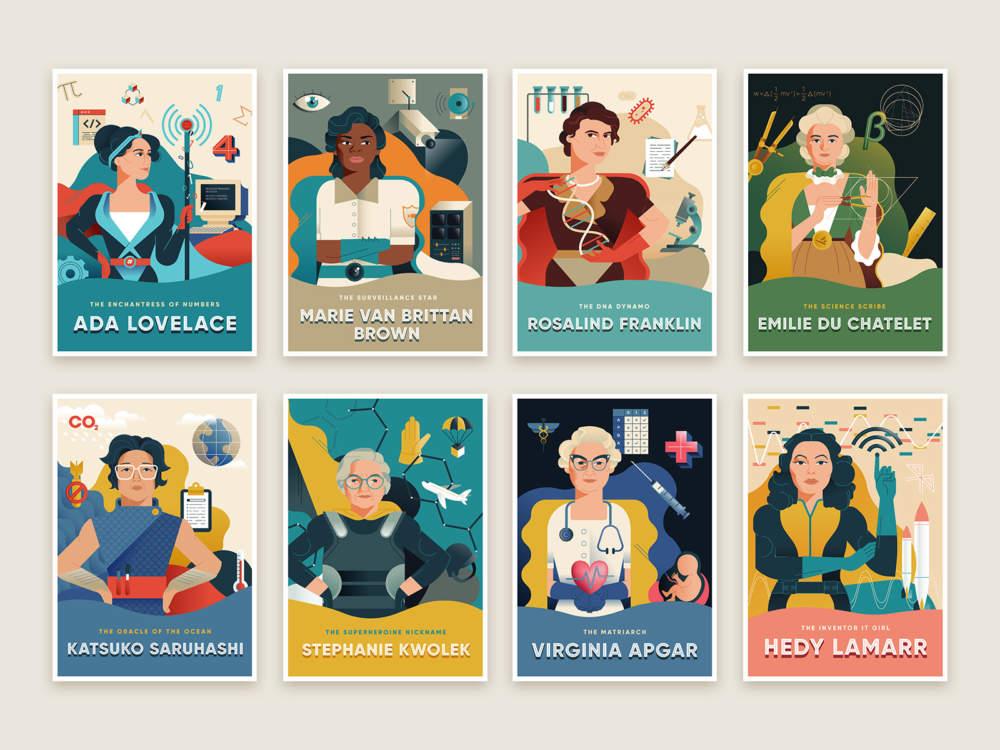 mujeresconciencia.com - Marta Macho Stadler - Superheroinas STEM | Ciencia y más