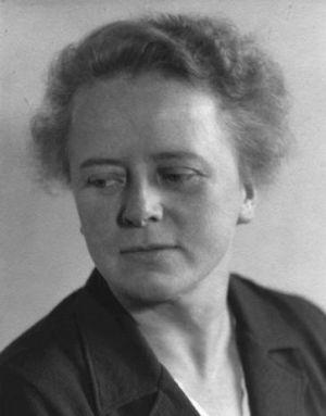 Ida Eva Tacke-Noddack (1896-1978) | Vidas científicas | Mujeres con ciencia